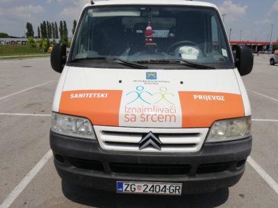 Prijevoz medicinskih i interventnih djelatnika na posao